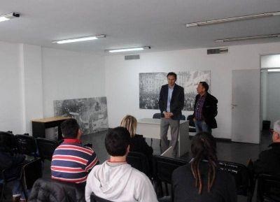 El intendente de La Plata continúa sumando apoyos