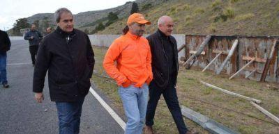 Echeverría y Di Palma recorrieron el autódromo