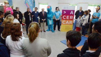 El Programa Municipal ACERCAR cumplió 500 jornadas atendiendo a 131 mil vecinos