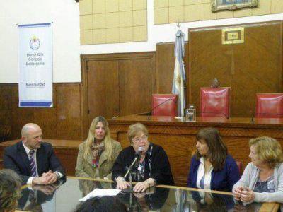 Distinguieron a la Cooperativa de Cuidadores Domiciliarios Mar del Plata