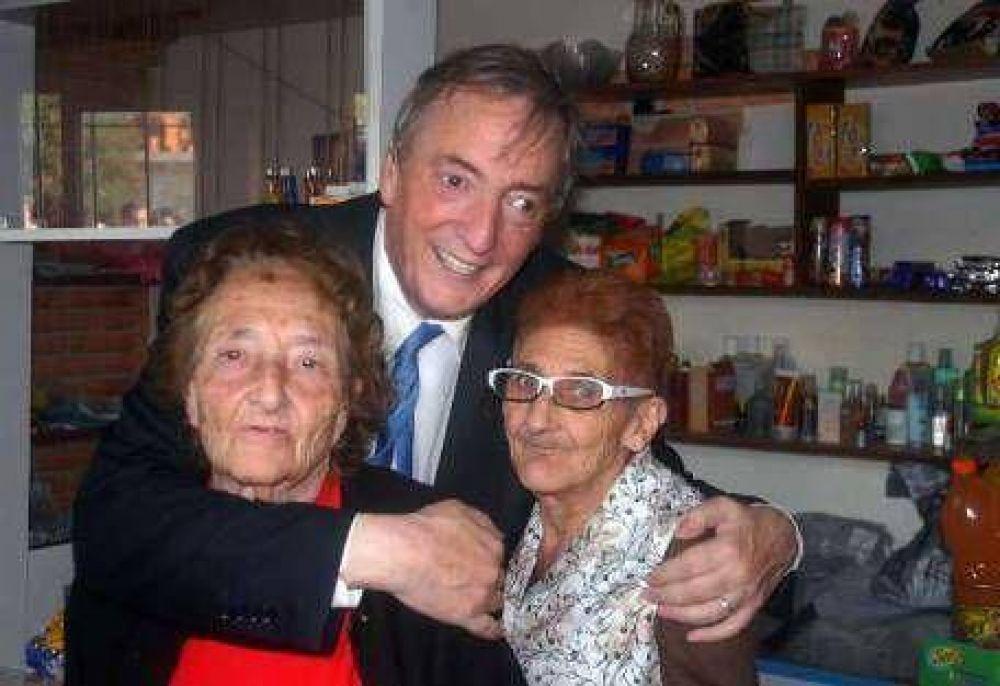 Denunciarán a Néstor Kirchner por su pensión de $ 27.000 mensuales