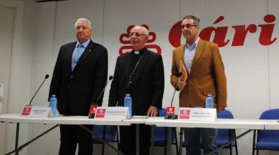 Cáritas España invirtió más de 305 millones de euros en ayuda a los más necesitados