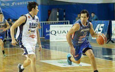 Peñarol le quitó el invicto a Bahía Basket