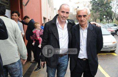 Leguizam�n militar� para �Scioli Presidente�: �Hay que reconstruir el peronismo�