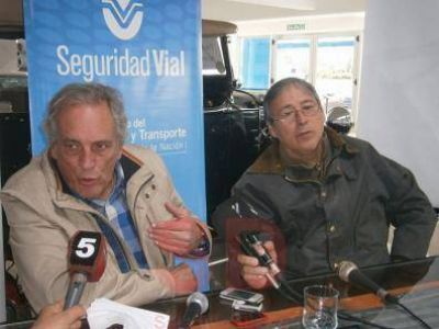 Juan María Traverso estuvo en Saladillo