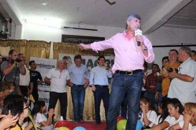 Buryaile pidió transparentar los recursos utilizados para la campaña electoral