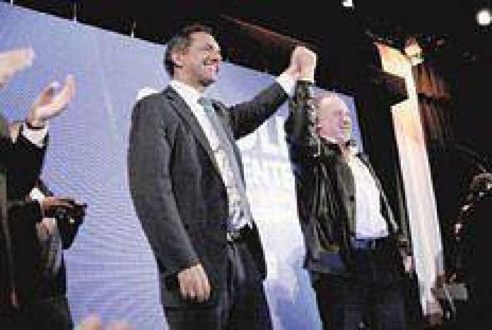 """Con la agenda del desarrollo argentino"""