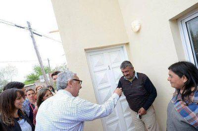 Más familias de Tigre cumplieron el sueño de tener una vivienda propia