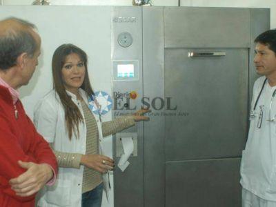 Entregan nuevo equipamiento para el Hospital de Solano