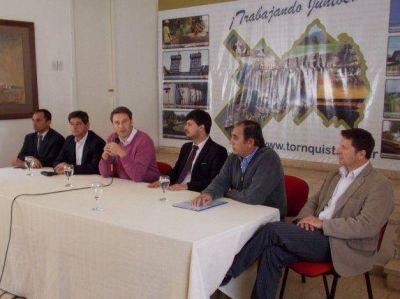 Se inauguró la subdelegación regional del Ministerio de Trabajo provincial