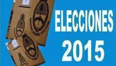 Oficializan cuatro boletas para las elecciones nacionales
