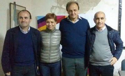"""Daniel Salvador en Ensenada repudió los 'carpetazos': """"Buscan quedarse en el poder"""""""