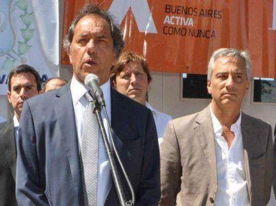 De campaña, Scioli estará este jueves en Olavarría