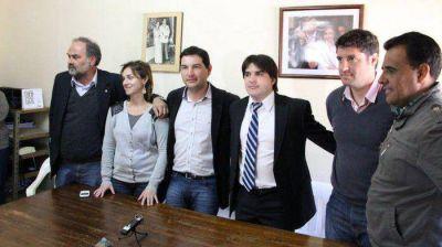 El actual concejal del Frente Renovador Martín Torres se pasó al Frente Para la Victoria