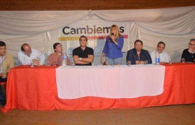 Cambiemos pidió votos para Macri en Quitilipi