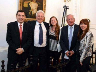 """DOMÍNGUEZ: """"EL PROYECTO CHANCHILLOS RESOLVERÁ EL PROBLEMA DE LOS RESIDUOS"""""""