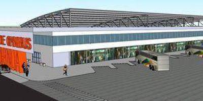 Presentaron proyecto para la nueva terminal de ómnibus