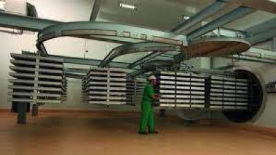 Insfran inaugura plantas de liofilizaci�n de alimentos y envasadora de gas licuado
