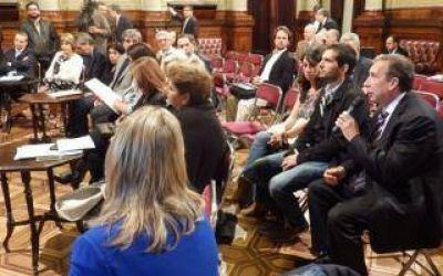 Avanza la iniciativa para crear una universidad nacional en Zona Norte