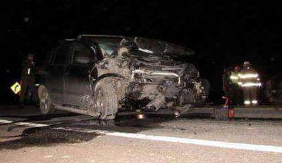 Trágico accidente en la ruta 226: mueren una mujer y su pequeño hijo