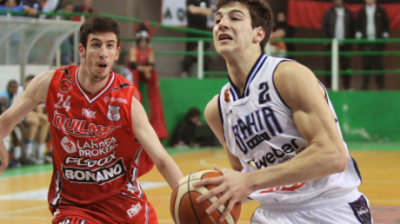 Liga Nacional: Bah�a Basket super� como visitante a Quilmes de Mar del Plata por 81-74