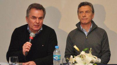 Macri dará una conferencia de prensa junto a Gay en Bahía