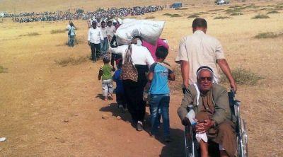 """Los cristianos buscan """"salir del infierno de Irak y Siria"""", afirma Patriarca"""