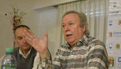 """Peralta dijo que es """"llamativa"""" las ejecución de obras en Río Gallegos"""