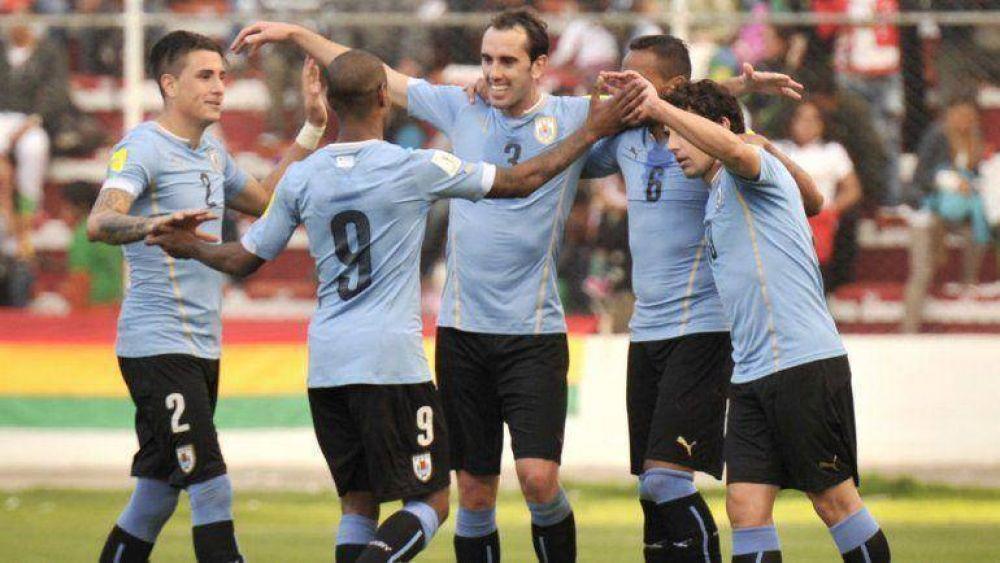 Uruguay hizo historia: ganó por primera vez en Bolivia