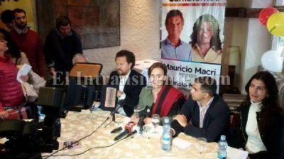 Gabriela Michetti en Salta: