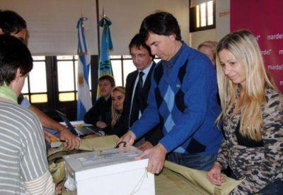 Presidente de Turismo Mar del Plata gratamente sorprendido por el Plan para el Torre�n del Monje