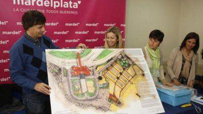Se realizó la apertura de sobres para la licitación pública del Torreón del Monje