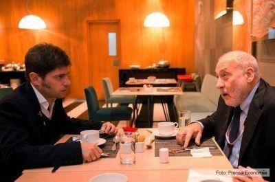 Kicillof y Stiglitz hablaron sobre procesos de reestructuración de deuda y lucha contra fondos buitre