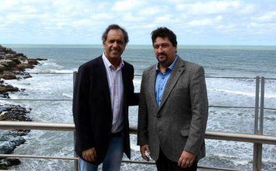 Scioli propuso la creación del ministerio de Turismo y Deporte y a Maurice Closs como su titular