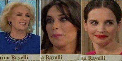 Los tres comentarios picantes de Mirtha Legrand a Sabrina Ravelli por Matías Alé: