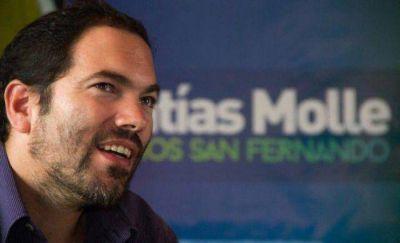 """Matías Molle: """"Los vecinos saben que hay propuestas superadoras más allá de Andreotti"""""""