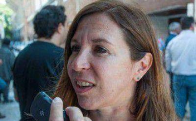 """Sandra Alice le pegó a su compañero Alessi: """"Hay cosas de las que no se vuelven"""""""