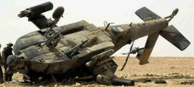Unos cinco miembros de la OTAN mueren al caer un helicóptero en Afganistán