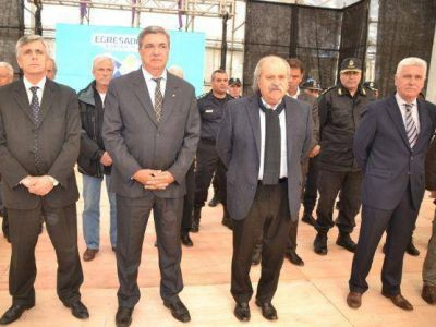 """Enrique Slezack: """"Vamos a dejar una policía mucho mejor y más preparada que la que recibí en 2003"""""""