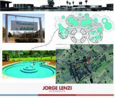 Jorge Lenzi | Complejo termal Saladillo