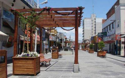 Zúccaro vuelve sobre la idea de eliminar la peatonal y trasladar la terminal de colectivos