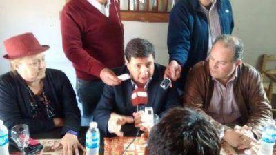 """Daniel Arroyo: """"Con nosotros se termina la venta de drogas en la Argentina"""""""