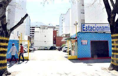 Este año el municipio habilitó 150 playas de estacionamiento
