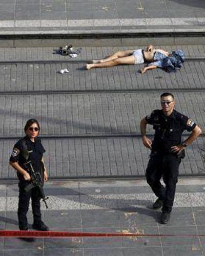 El cuchillo se empieza a convertir en el símbolo de una posible intifada