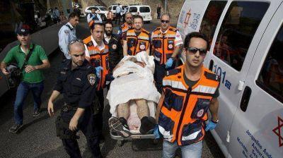 Ola de ataques terroristas golpea a Israel: asesinatos y m�ltiples heridos en las calles