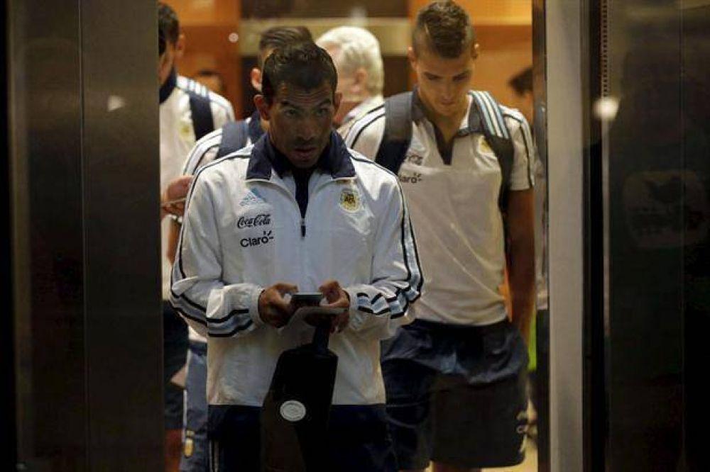 Con parches, la selección busca enderezar el rumbo en Asunción