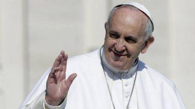El Papa habló a los fieles reunidos en Bahía: