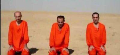 ISIS ejecutó a tres de los 230 cristianos secuestrados desde febrero en Siria
