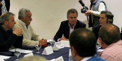 Sergio Bordoni se reunió con Mauricio Macri