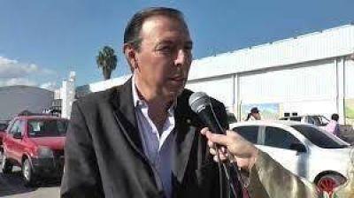 """Rodolfo Antonelli: """"me voy con el intendente Isa, finalizo con él la gestión"""""""